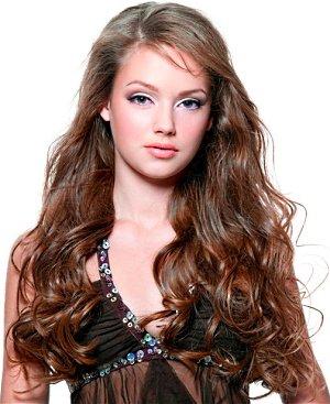 Маска для волос с коньком фото