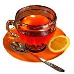 Чай с молоком, сахаром или с лимоном