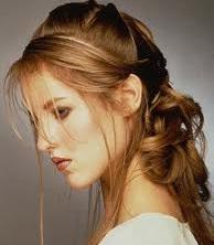 Фотографии вечерних причесок с длинными волосами.