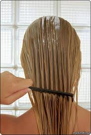 домашняя маски для волос
