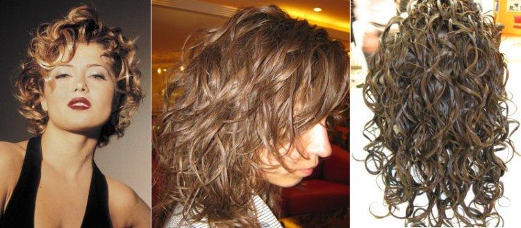 карвинг волос фото