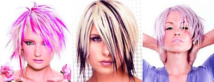Колорирование светлых волос в домашних условиях