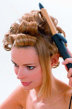 Укладка длинных волос дома
