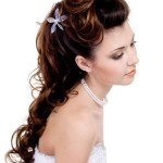 Свадебные прически на длинные волосы