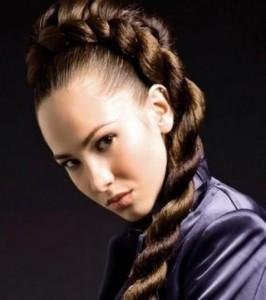 способы плетения косичек на короткие волосы