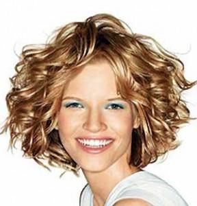 фото после биозавивки волос