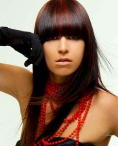 модельные стрижки на длинные волосы