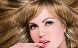 Мелирование щадит структуру волос