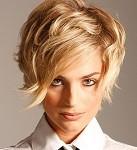 Женские стрижки на короткие волосы.