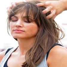 Как сделать волосы густыми: массаж головы