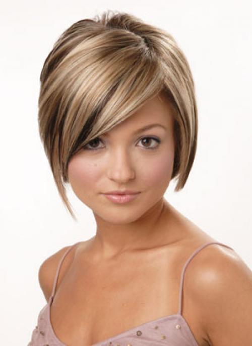 Картинки причёсок на 1 сентября для кудрявых волос - 3