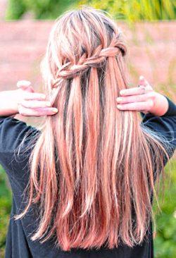 Красивые прически на средние волосы в домашних условиях