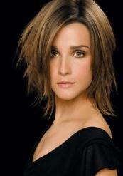 Стрижка каскад для средних волос