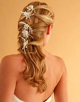 Фото косичек на длинные волосы