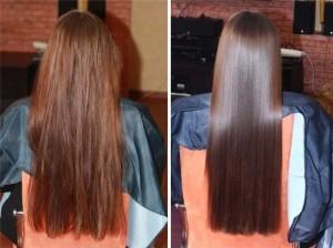 Кератиновое восстановление волос отзывы женщин