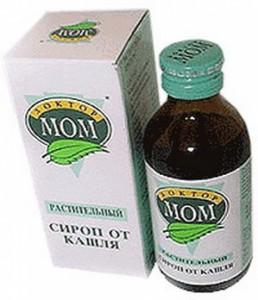 Доктор мом сироп от кашля для детей до 2 лет