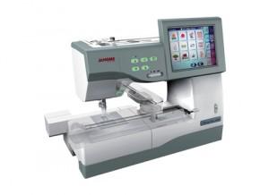 Выбор швейной машины с дисплеем