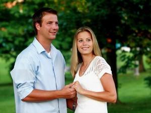 Идеальные отношения между мужем и женой
