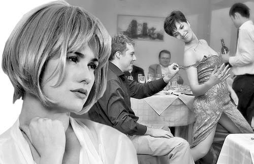 почему мужья изменяют с проститутками