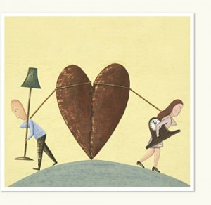 Как забыть мужа после развода?