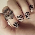Маникюр на коротких ногтях в домашних условиях