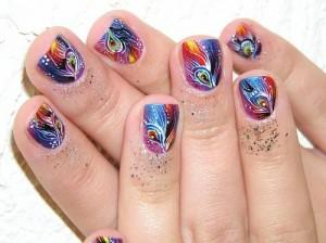 Красивые рисунки на коротких ногтях: как не сделать ошибку?