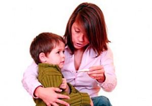 Как снизить температуру у ребенка - советы педиатра