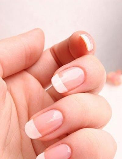 Как сделать ногти домашних условиях иголкой фото 224