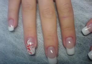Как сделать наращивание ногтей акрилом?