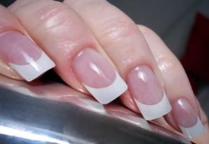 Как выглядит гелевое наращивание ногтей?
