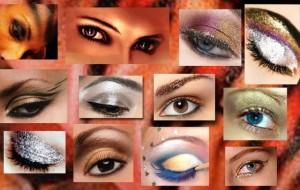 Как делать макияж для глаз - варианты