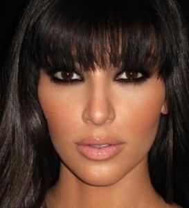 Дымчатый макияж для карих глаз правила