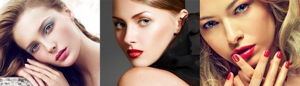 дневной макияж для голубых глаз поэтапано