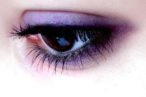 Красивый макияж для карих глаз - техника нанесения теней