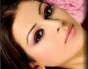 Свадебный макияж для карих глаз - выбор теней