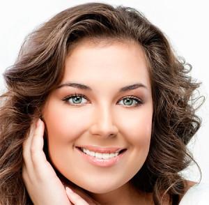 уроки макияжа для зеленых глаз