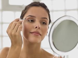 как делать макияж для глаз?