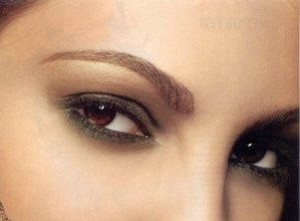 Уроки макияжа для карих глаз - мейк-ап глаз