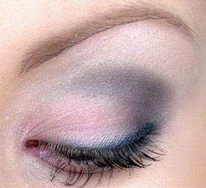 Дневной макияж для карих глаз - цветовая палитра