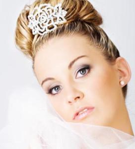 Свадебный макияж - правила нанесения