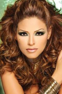 Красивый макияж для карих глаз фото