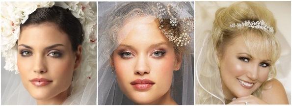 Свадебный макияж для зеленых глаз фото