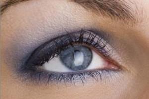 Макияж для серых глаз - выбор оттенков