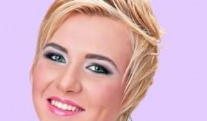 Новогодний макияж для блондинок - варианты мейк-апа