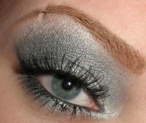 Вечерний макияж для серых глаз - правила нанесения косметики