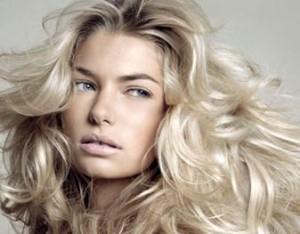 Макияж для блондинок правила