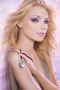 Новогодний макияж для блондинок правила выбора цвета