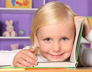 Польза чтения для детей