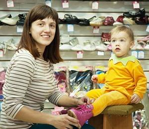 Детская обувь - как правильно выбирать