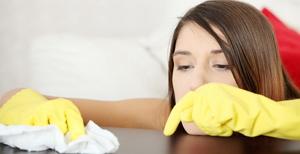 Здоровое жилье - это правильная уборка